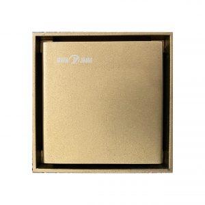 Phễu thoát sàn 100x100mm – Gold